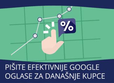 Pisite efektivnije Google oglase za danasnje kupce