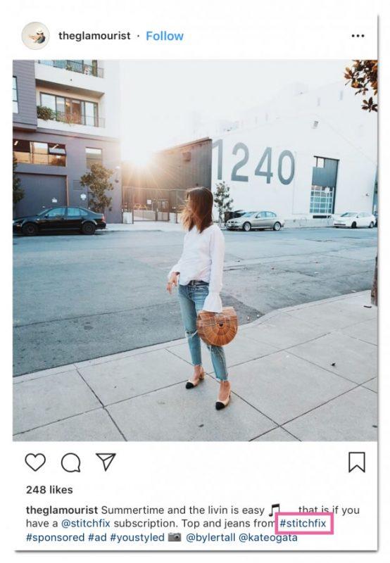 UCG-hashtag-Instagram